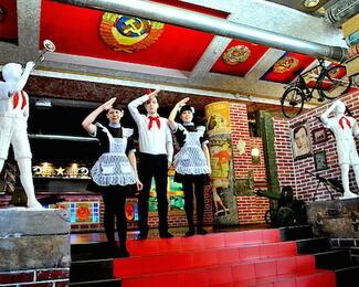 Вернуться в советское прошлое с рестораном Эпоха становится реальностью!