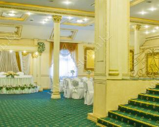 Проведите свой роскошный банкет в зале торжеств «Шам-сия»