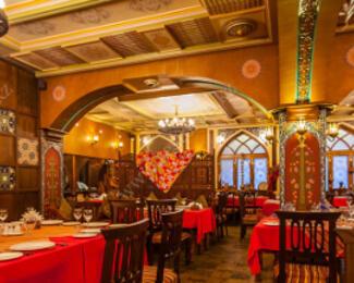 Бронируйте столик онлайн в ресторане «Алаша»