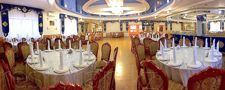 Украшения фасадоа и залов ресторанов новый год павлодар