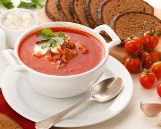 Приходите на комплексные обеды в ресторан La Mare!