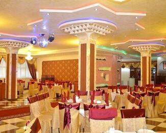 Акция скидок в ресторане «Sahil»