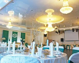 Банкетный зал на 140 мест в «Астана-Плаза»