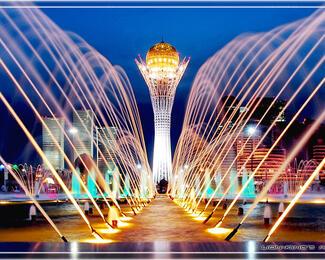 Мероприятия на День столицы Астаны в 2015 году, которые будут проходить городах Астана и Алматы