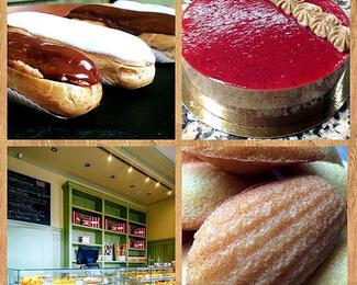 Учимся готовить французскую выпечку вместе с Le Dessert
