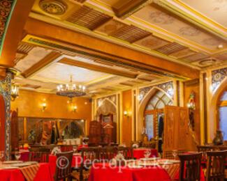 Вся роскошь востока в ресторане «Алаша»