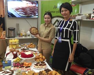 «Ас-МАР» приняли участие в выставке «Сделано в Казахстане»