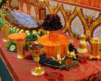 Еда престолов: что ели за царским столом
