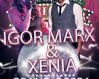 Igor Marx & Xenia в Grand Opera Music Bar