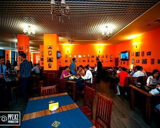 Романтический ужин в пивном ресторане Stolz!