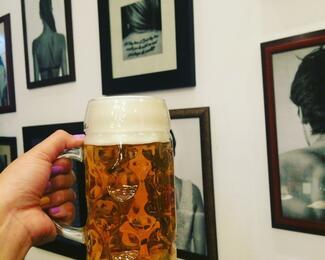 «Пивной Вторник» в Чечил Пабе
