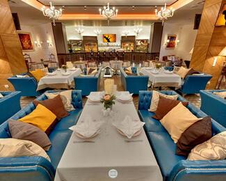 Посетите один из самых современных ресторанов Kusha bar& restaurant!