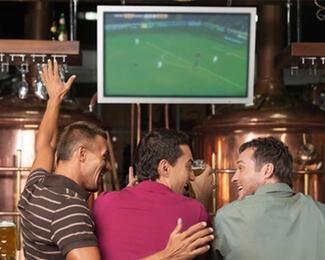 Когда спорт — это часть тебя: трансляции в «Бочонке»