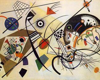 «Авангард в глазах художников». Открытие арт-галереи в «Греческой таверне»
