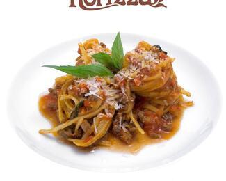Вкусы Италии. Паста в кофейне Korizza