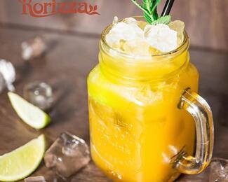 Освежающие лимонады в кофейне Korizza