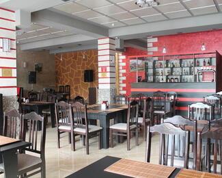 Кафе Tushuri приглашет в гости