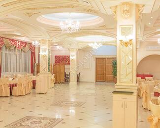 Выпускной бал в ресторанном комплексе «Алтын Холл»