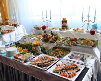 Almaty-catering: когда еда имеет значение