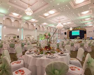 Лето в ресторане «Бакшасарай»: скидка 30% на свадебные банкеты