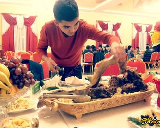 Настоящая казахская кухня в ресторане «Карагай»