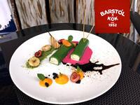 Конкурсная работа шеф-повара Barstol & Kok!