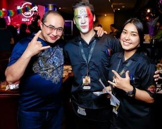 Мексиканский май в Hard Rock Cafe Almaty