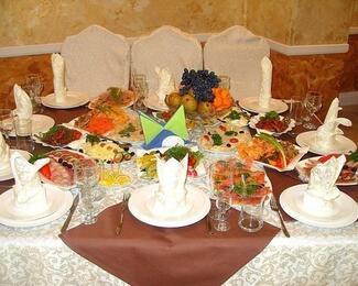 Ресторан «Караван» приглашает в гости!