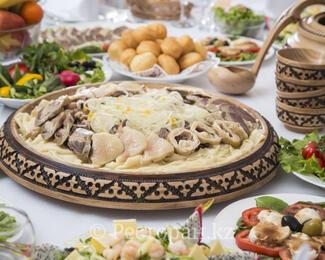 Меню на Ауызашар от Almaty-Catering