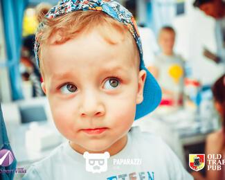 Как прошел детский праздник в Velvet Sport Villa