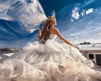 Свадьба в банкетном зале «Шам-Сия»