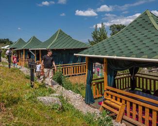 «Талгарская Форель»: активный отдых для всей семьи