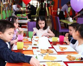 Уникальный курс для детей «Этикет в ресторане» от «Тито Авангард»