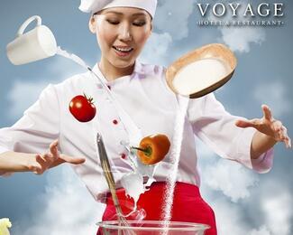 Ресторан Voyage: натурально и вкусно!