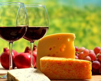Вечеринка «Вино и сыр». Дегустация итальянских вин в Астане