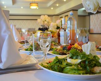 Акция на банкеты в ресторане Zumrat