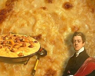 Историческая кухня: блюда с историей