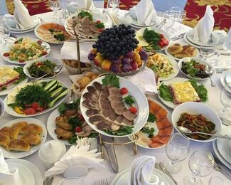 Осенние скидки в ресторане «Асель»!