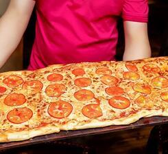 Метр пиццы
