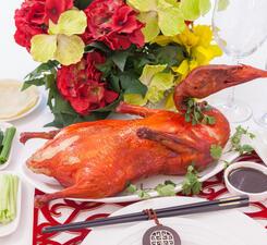 Утка по-пекински