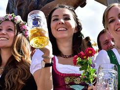 Октоберфест в Астане: сохраняя традиции вкуса
