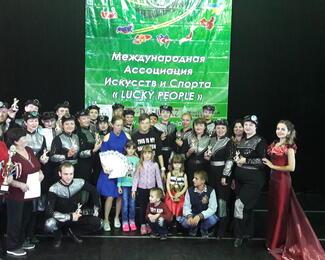 Ксения Готовская — ведущая конкурса «Остров талантов»