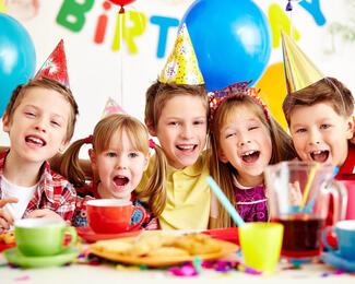 Детские праздники в «Хан Тенгри»
