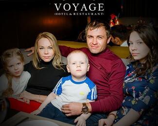 Voyage — ресторан для семейного отдыха
