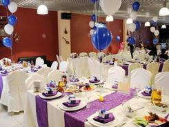 Новогодний корпоративный вечер в кафе «Асату-Да»