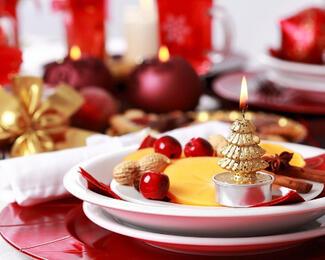 Новый год с рестораном «Минари»