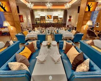 Сюрприз от Kusha Restаurant Bar!