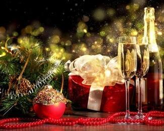 Новогодний карнавал в «Алтын Гасыр»