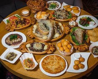 Поминальные обеды в ресторане «Бақытгүл»