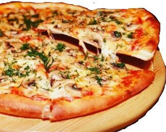 Пицца в «Кавказской пленнице»!